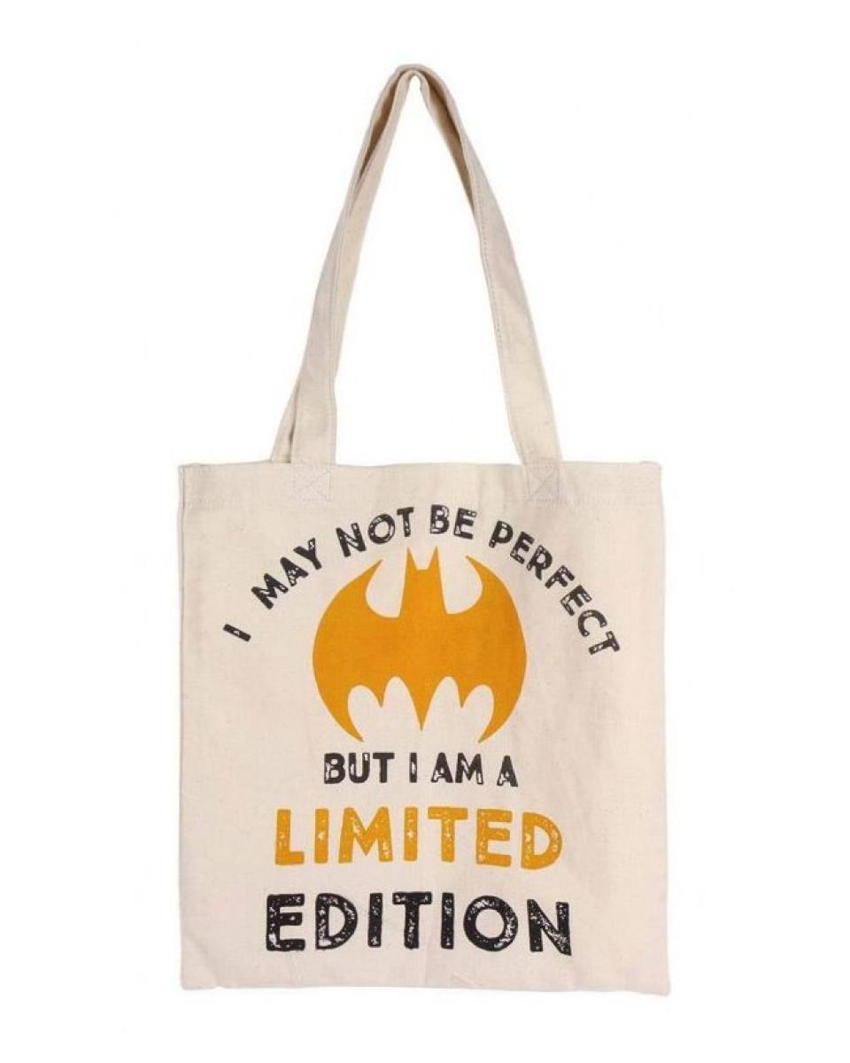 Torba Batman - Multi-Use Cotton Handbag