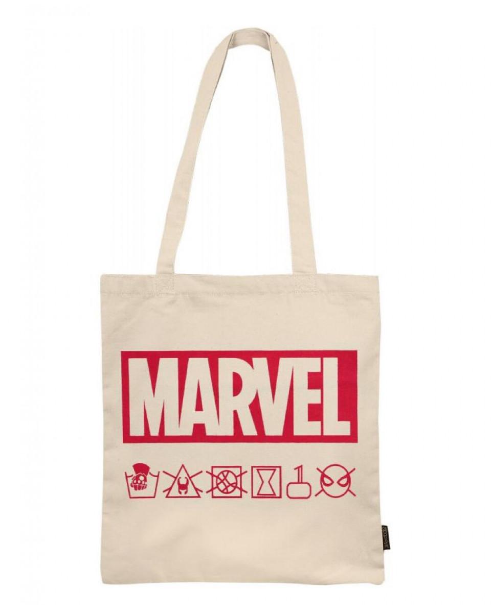 Torba Marvel - Multi-Use Cotton Handbag