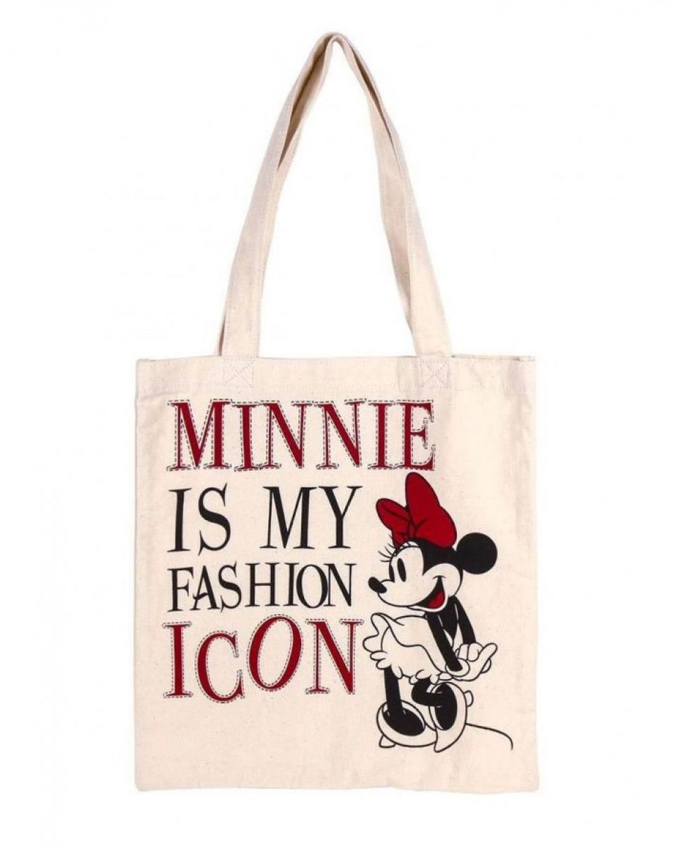 Torba Minnie - Multi-Use Cotton Handbag