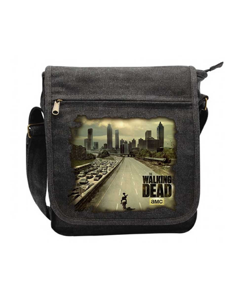 Torba The Walking Dead - Atlanta - Messenger Bag Small
