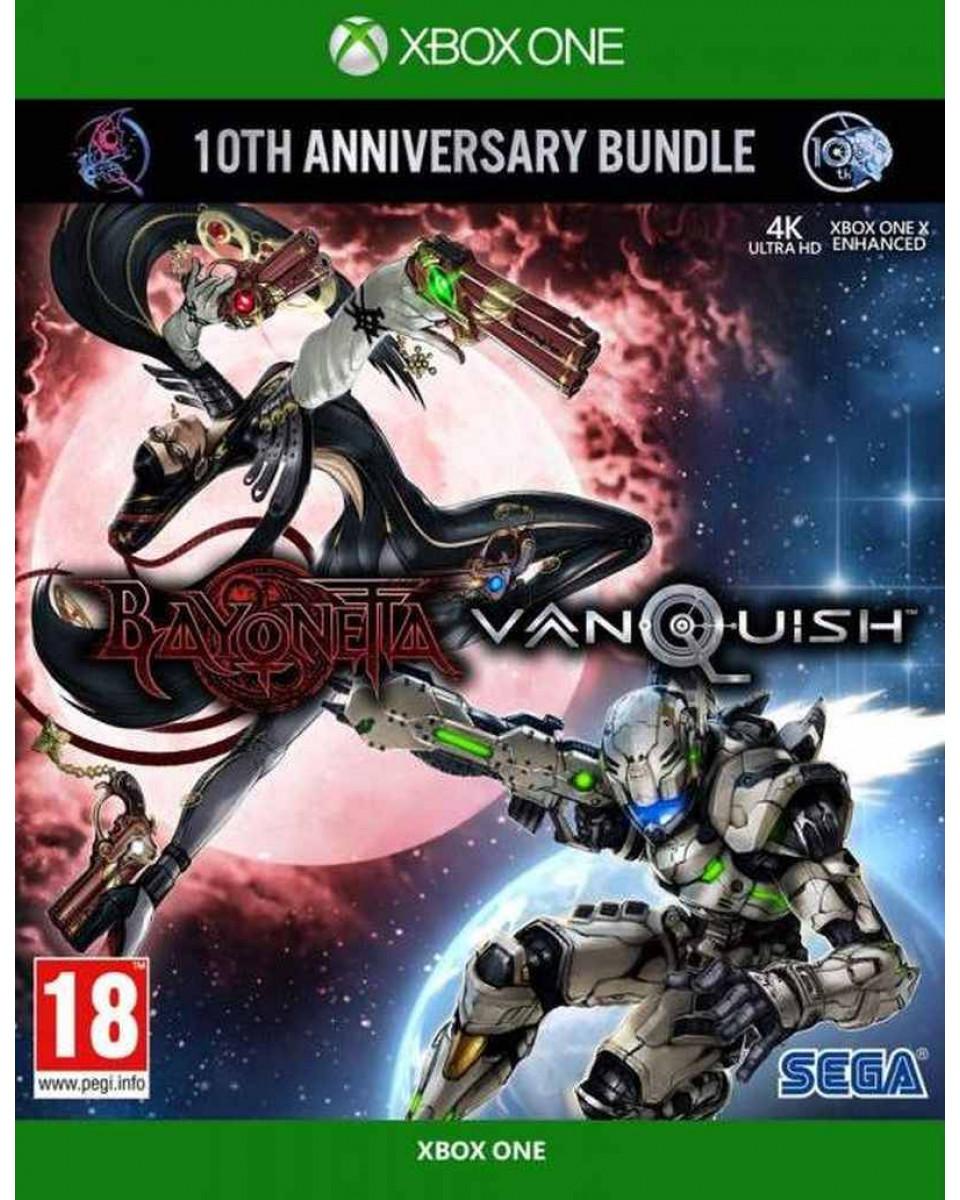 XBOX ONE Bayonetta & Vanquish 10th Anniversary Bundle