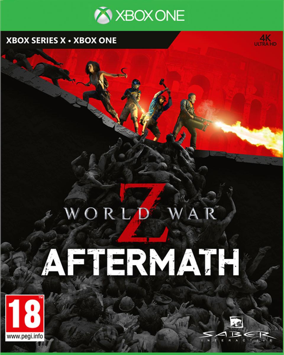 XBOX ONE World War Z - Aftermath