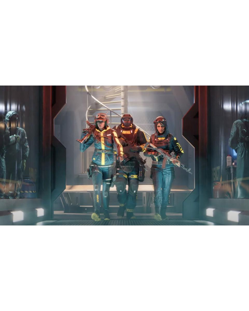 XBOX ONE XSX Tom Clancy's Rainbow Six - Extraction - Guardian Edition