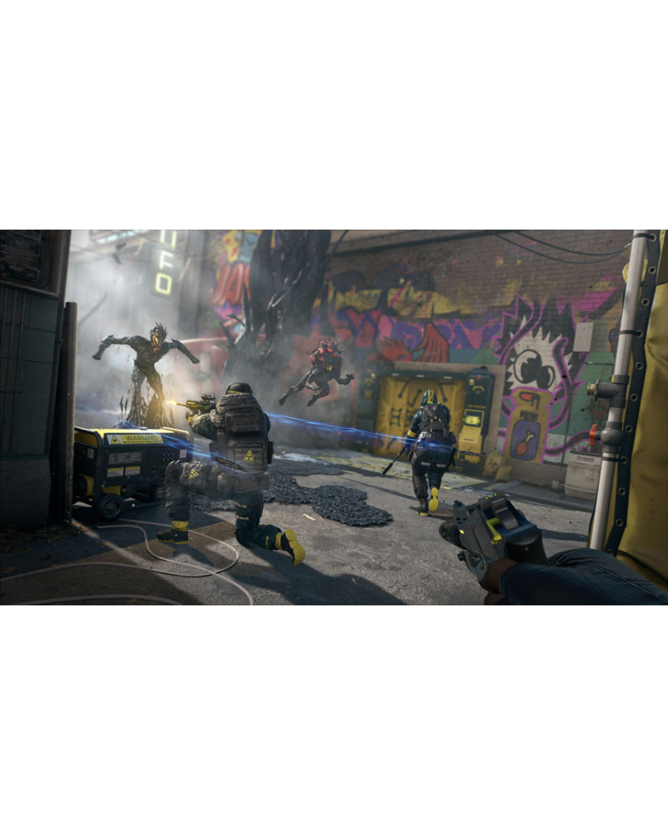 PS4 Tom Clancy's Rainbow Six - Extraction - Deluxe Edition