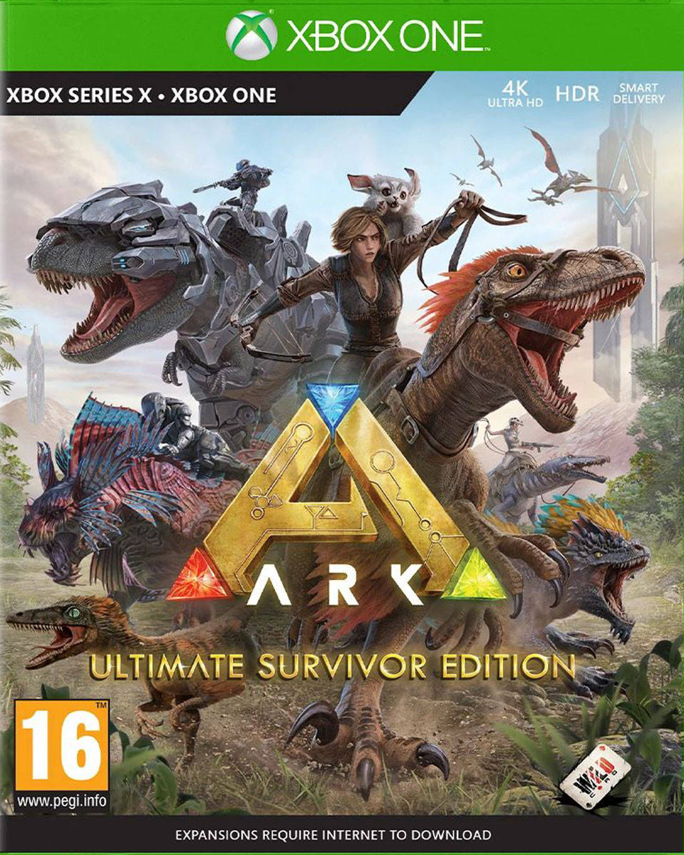 XBOX ONE ARK Ultimate Survivor Edition