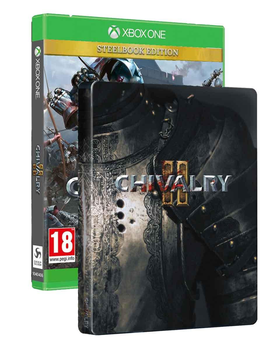 XBOX ONE XSX Chivalry II Steelbook Edition