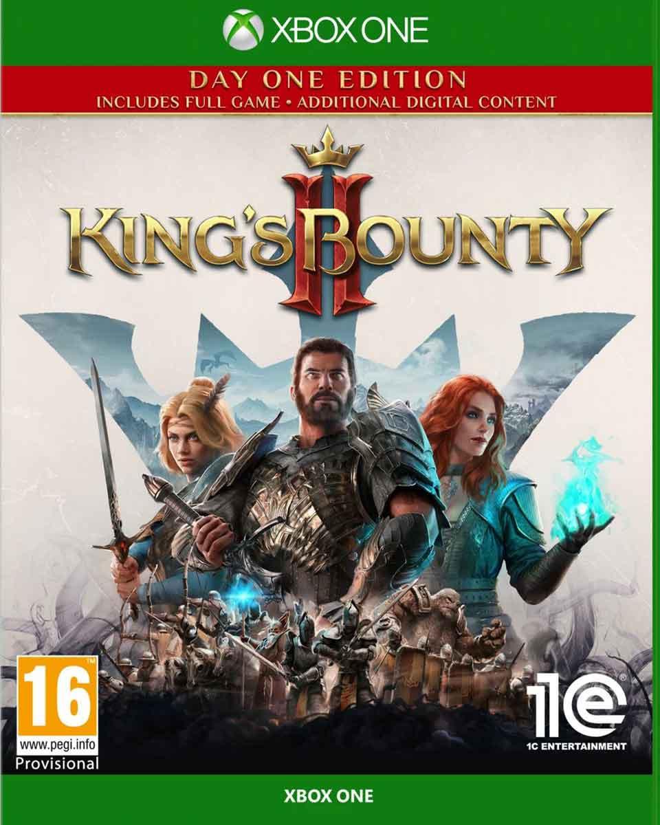 XBOX ONE XSX King's Bounty II Day One Edition