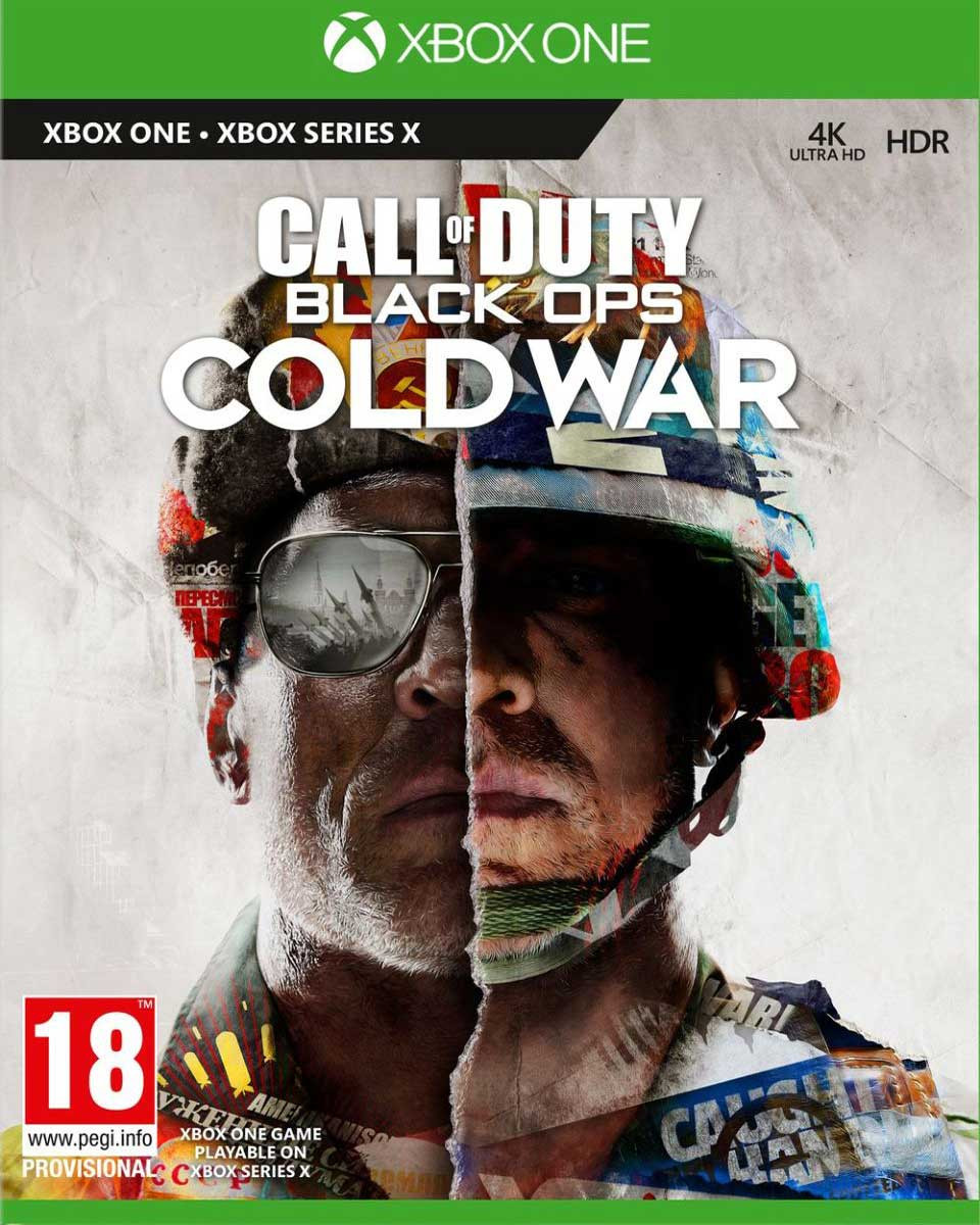 XBOX ONE Call of Duty Black Ops - Cold War