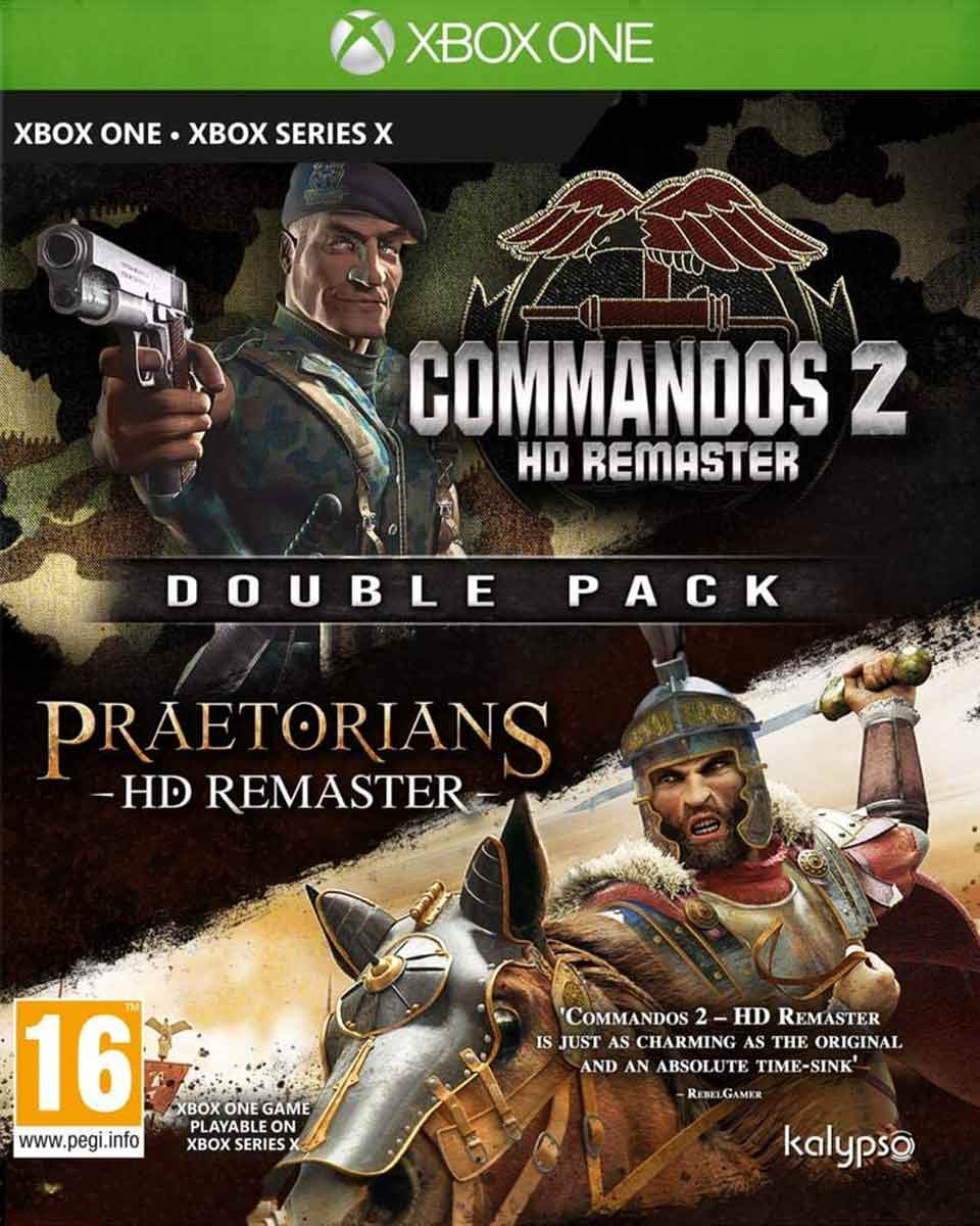 XBOX ONE Commandos 2 & Praetorians - HD Remaster Double Pack