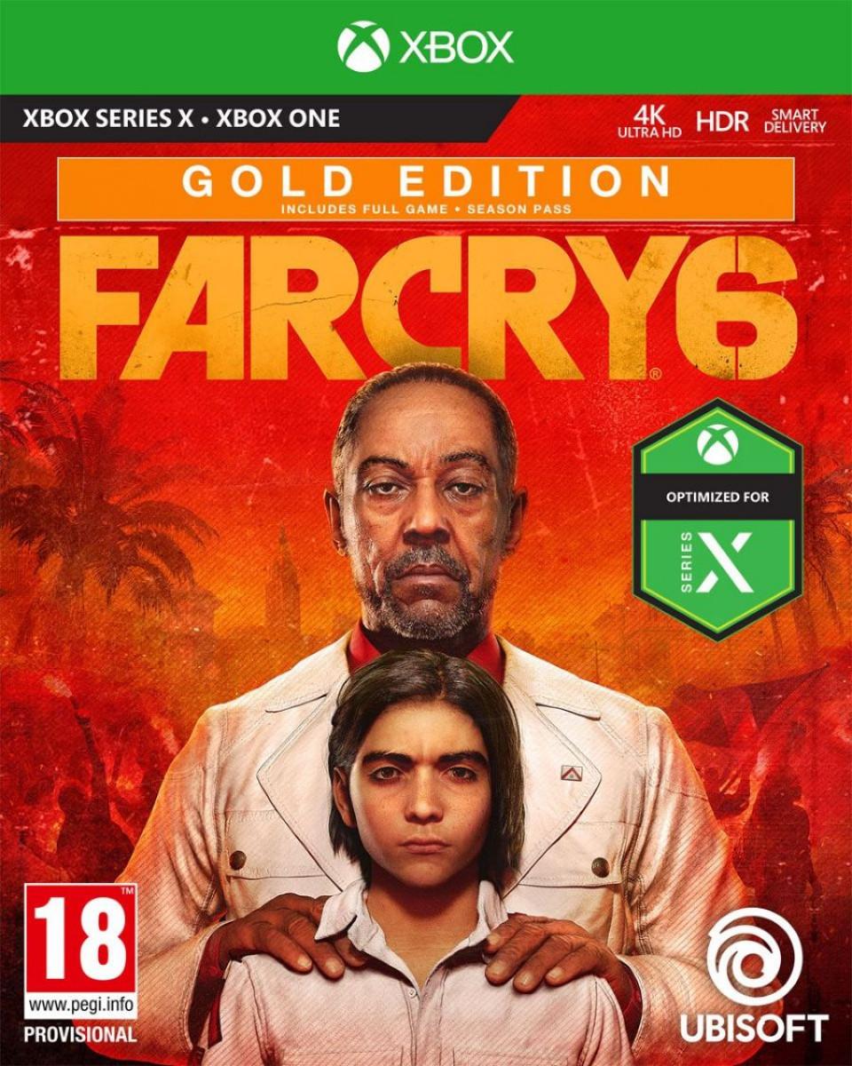 XBOX ONE Far Cry 6 - Gold Edition