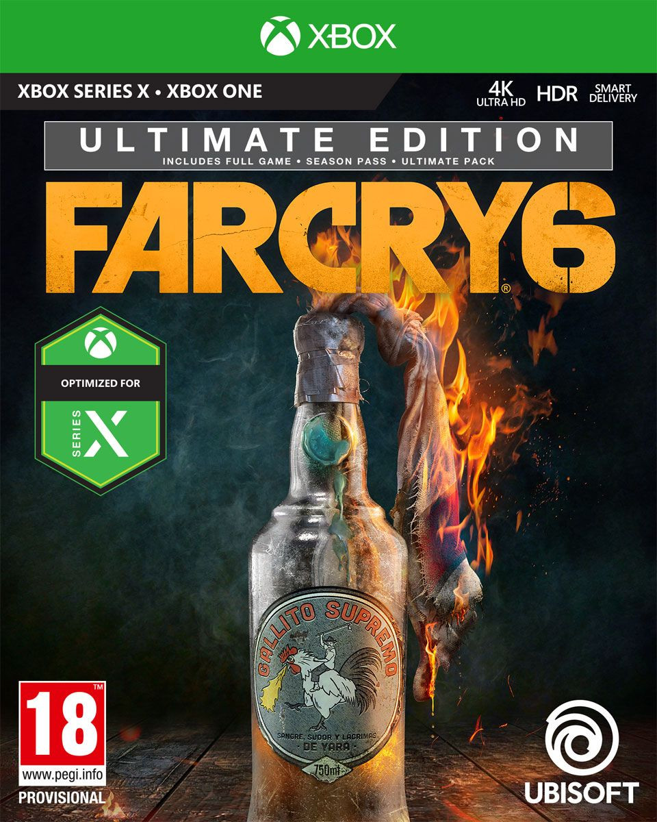 XBOX ONE Far Cry 6 - Ultimate Edition
