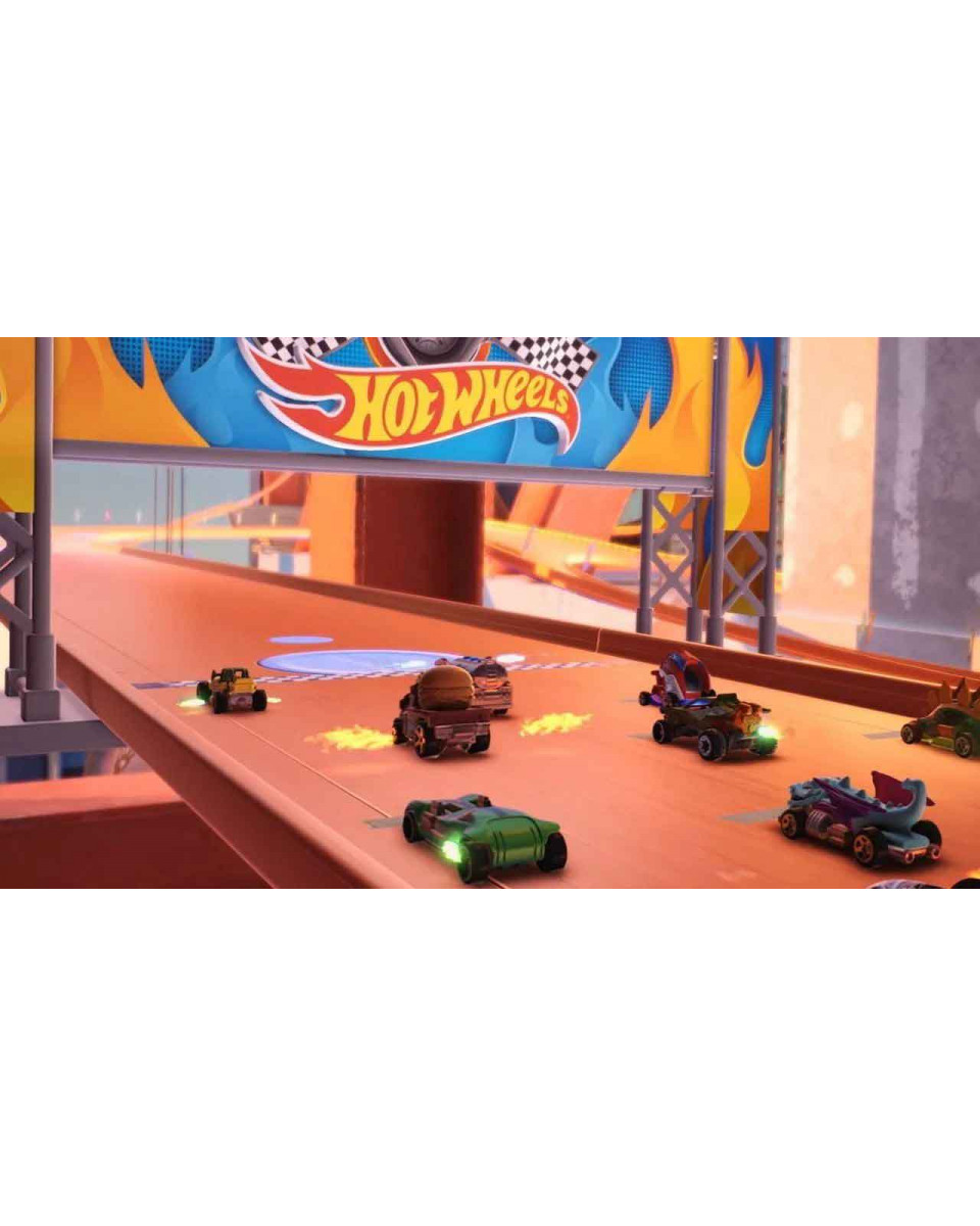 XBOX Series X Hot Wheels Unleashed