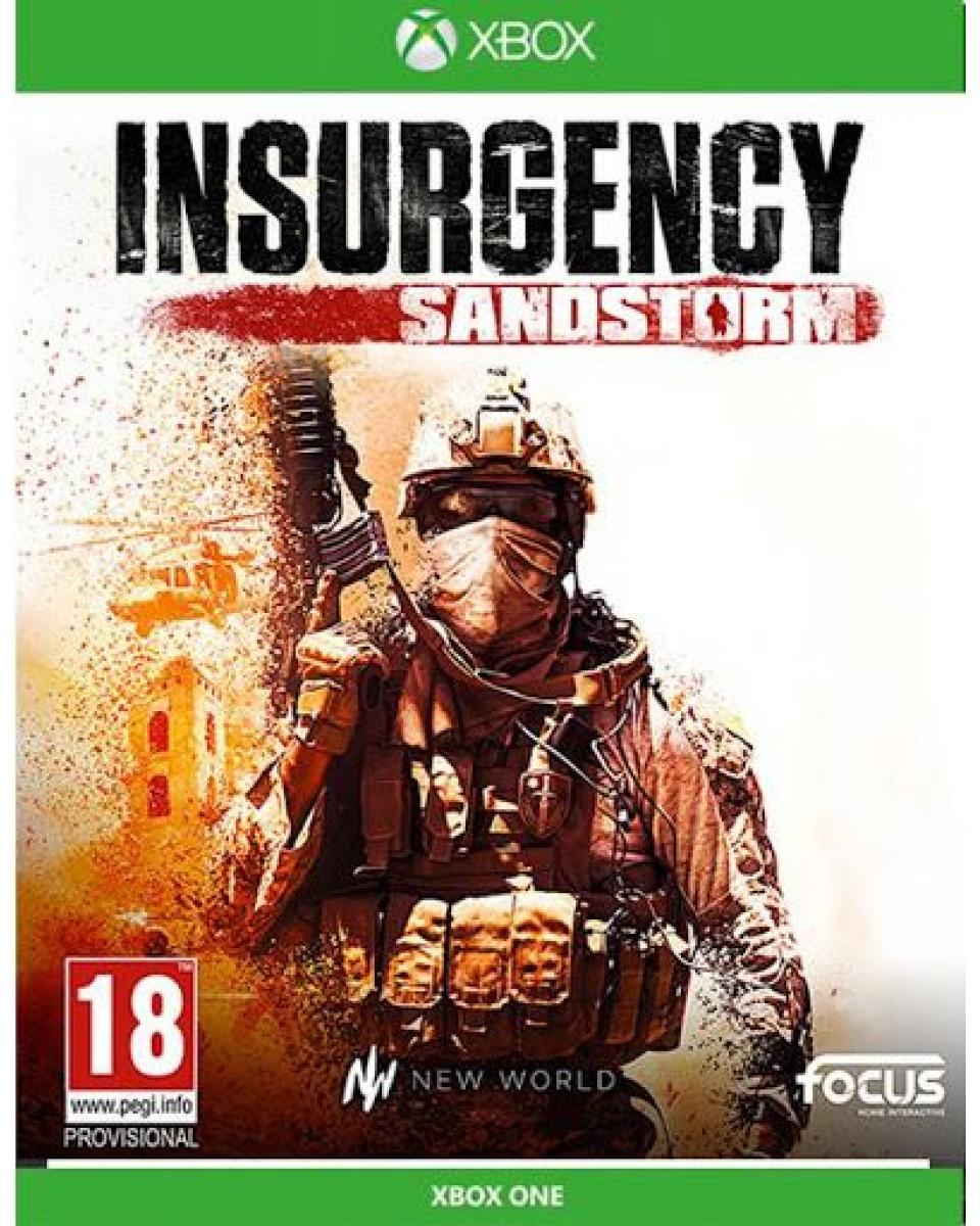 XBOX ONE Insurgency Sandstorm