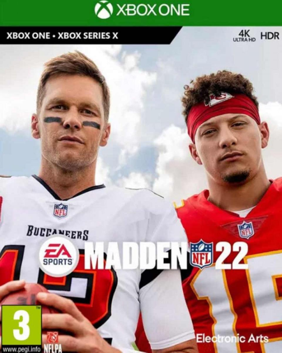 XBOX ONE Madden NFL 22