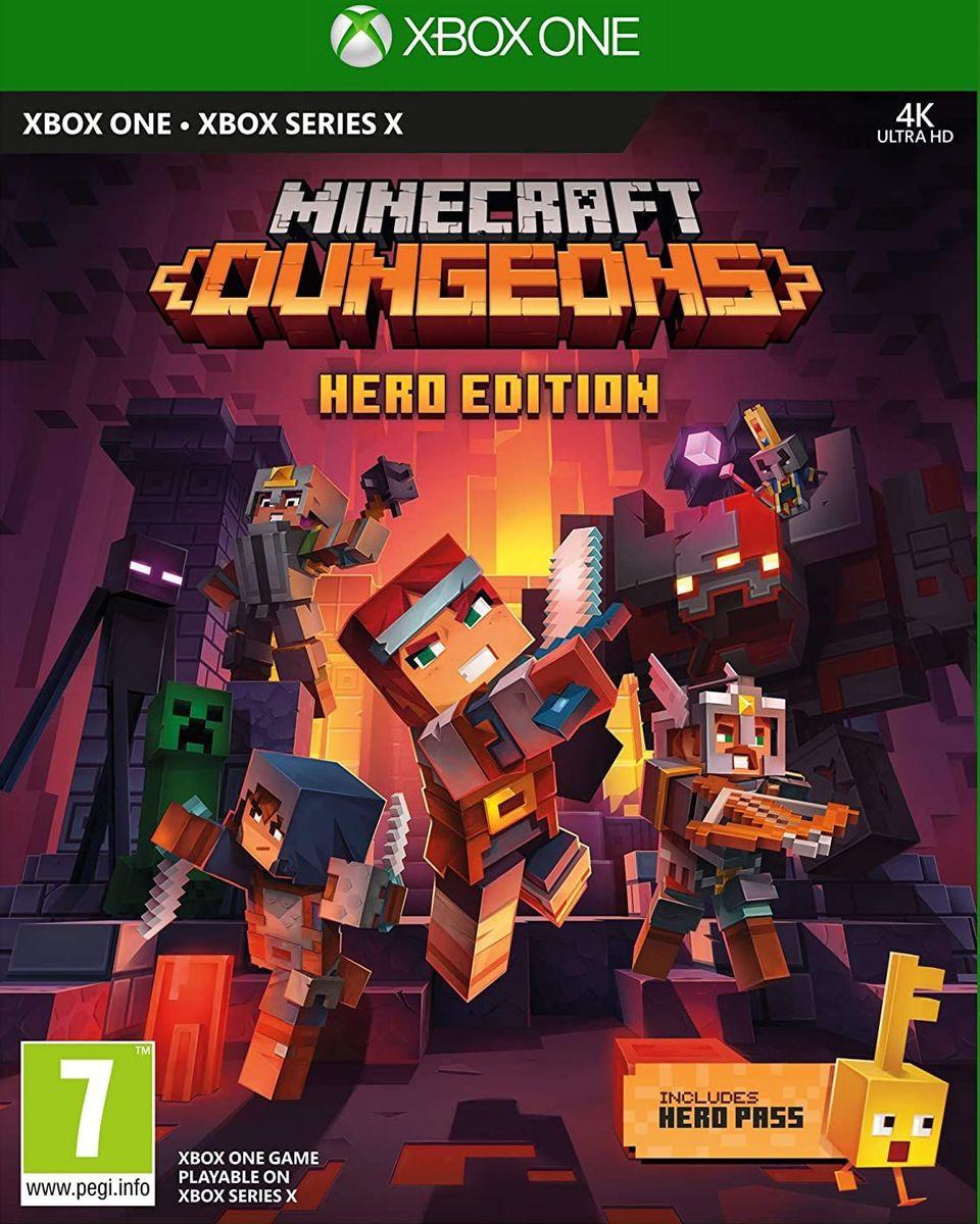 XBOX ONE Minecraft Dungeons - Hero Edition