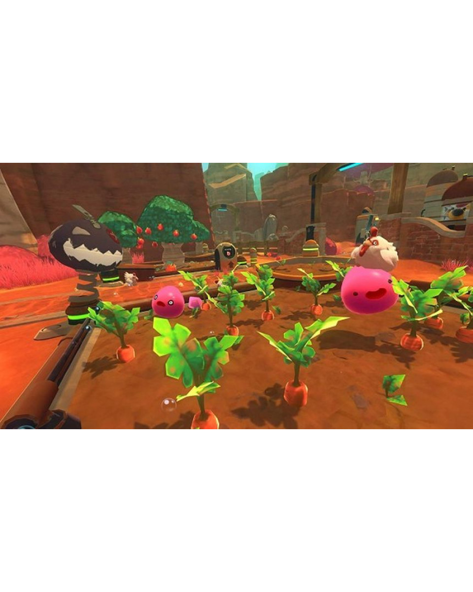 XBOX ONE Slime Rancher - DeLuxe Edition