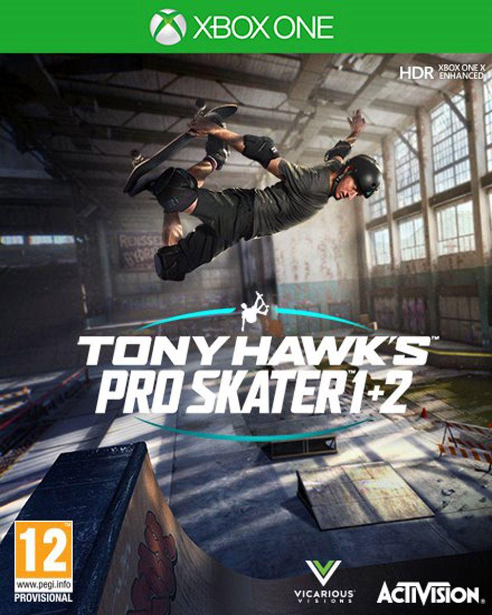 XBOX ONE Tony Hawk's Pro Skater 1 and 2