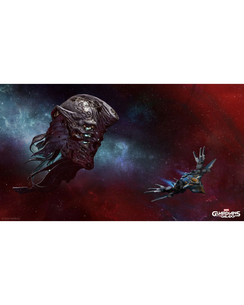 XBOX ONE XSX Marvel's Guardians Of The Galaxy - Cosmic Deluxe Edition