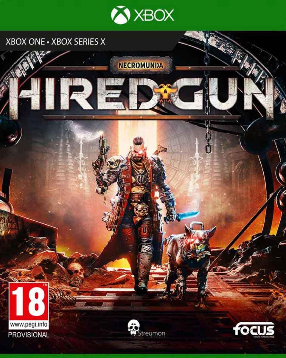 XBOX ONE XSX Necromunda: Hired Gun