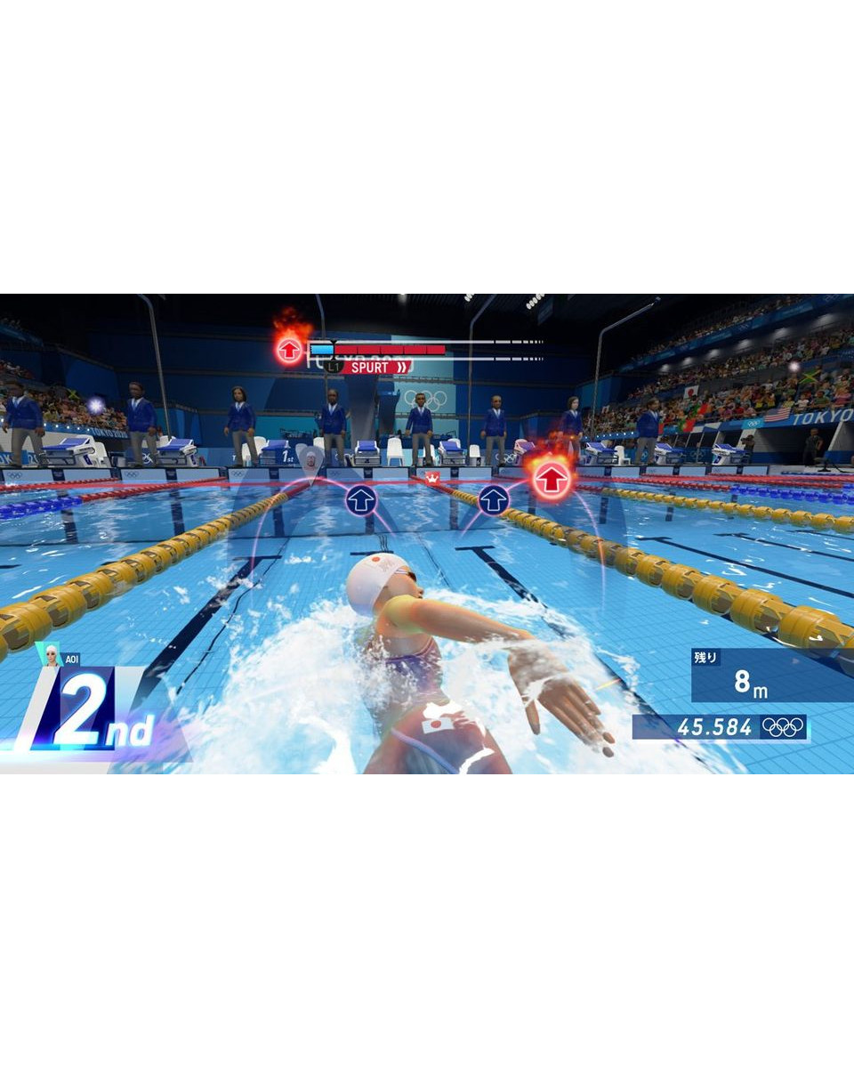 XBOX ONE XSX Olympic Games Tokyo 2020