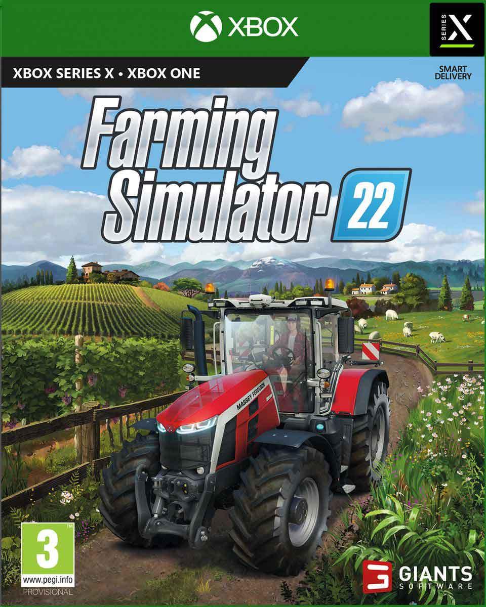 XBOX ONE Farming Simulator 22