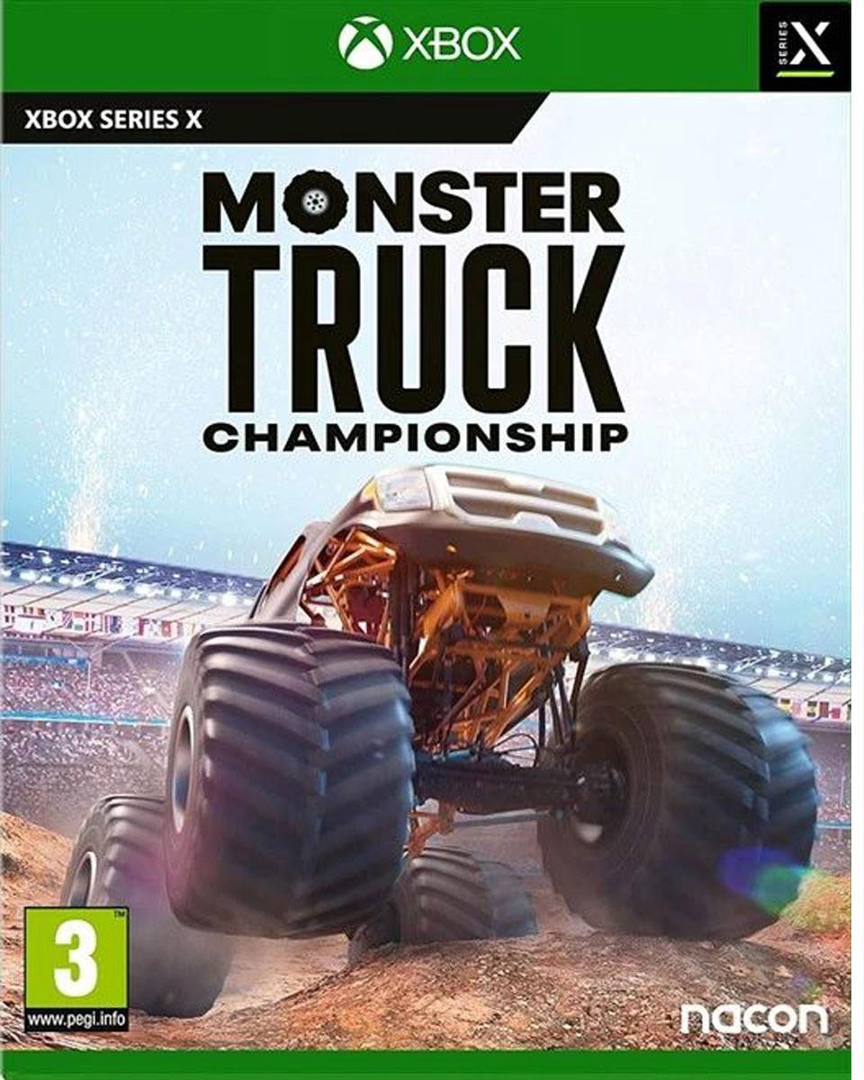 XBOX Series X Monster Truck Championship