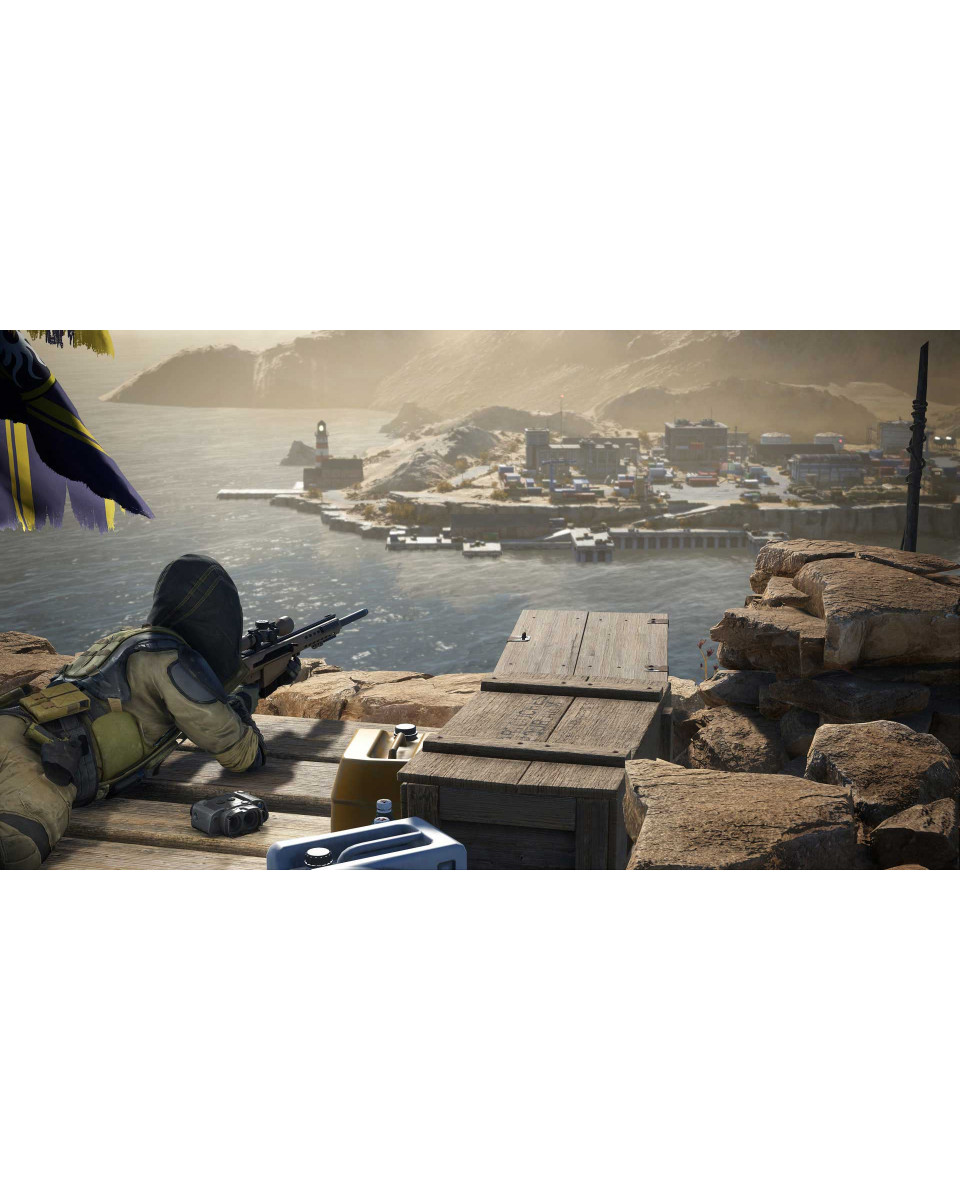 XBOX ONE Sniper Ghost Warrior Contracts 2