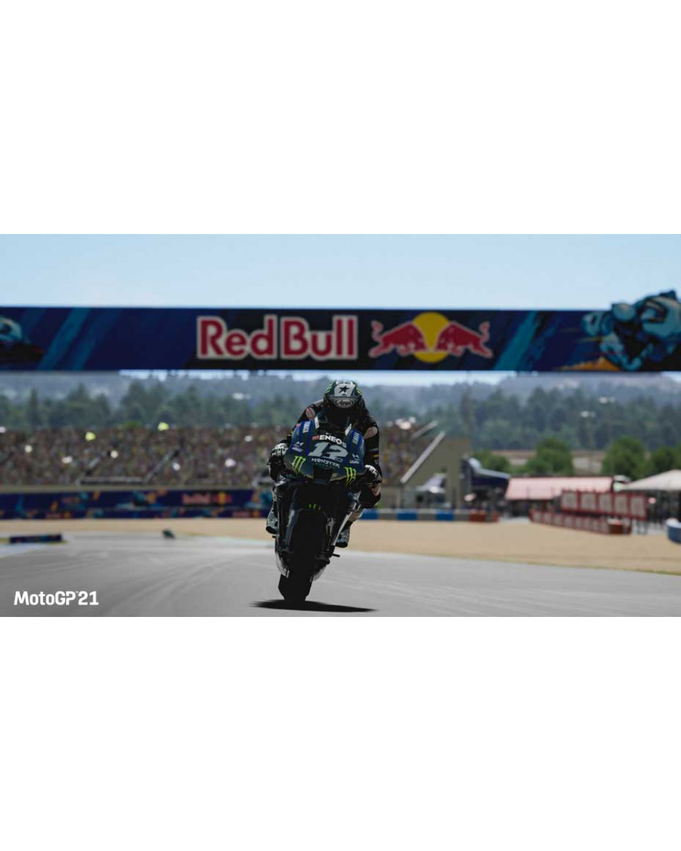 XBOX Series X Moto GP 21