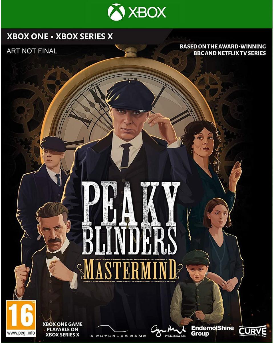 XBOX Series X Peaky Blinders - Mastermind