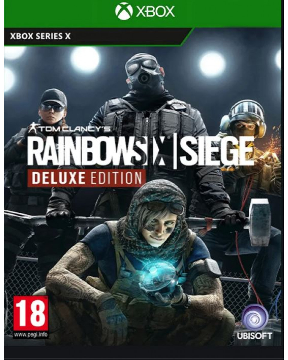 XBOX Series X Tom Clancy's Rainbow Six - Siege Deluxe Year 6