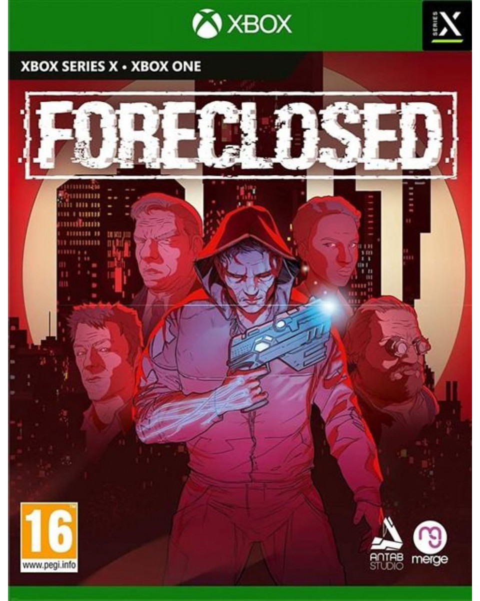 XBOX ONE XSX Foreclosed