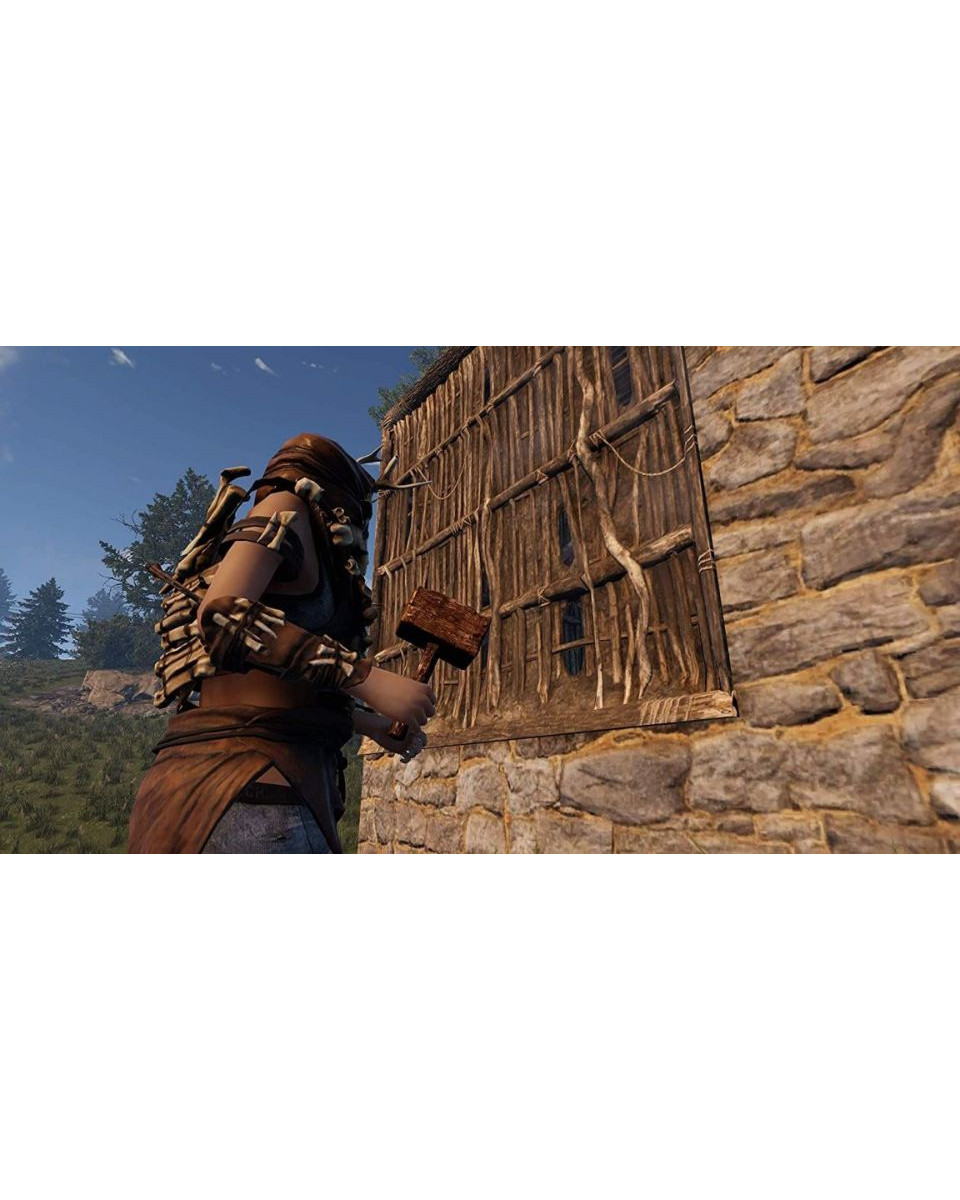 XBOX ONE XSX Rust Day One Edition