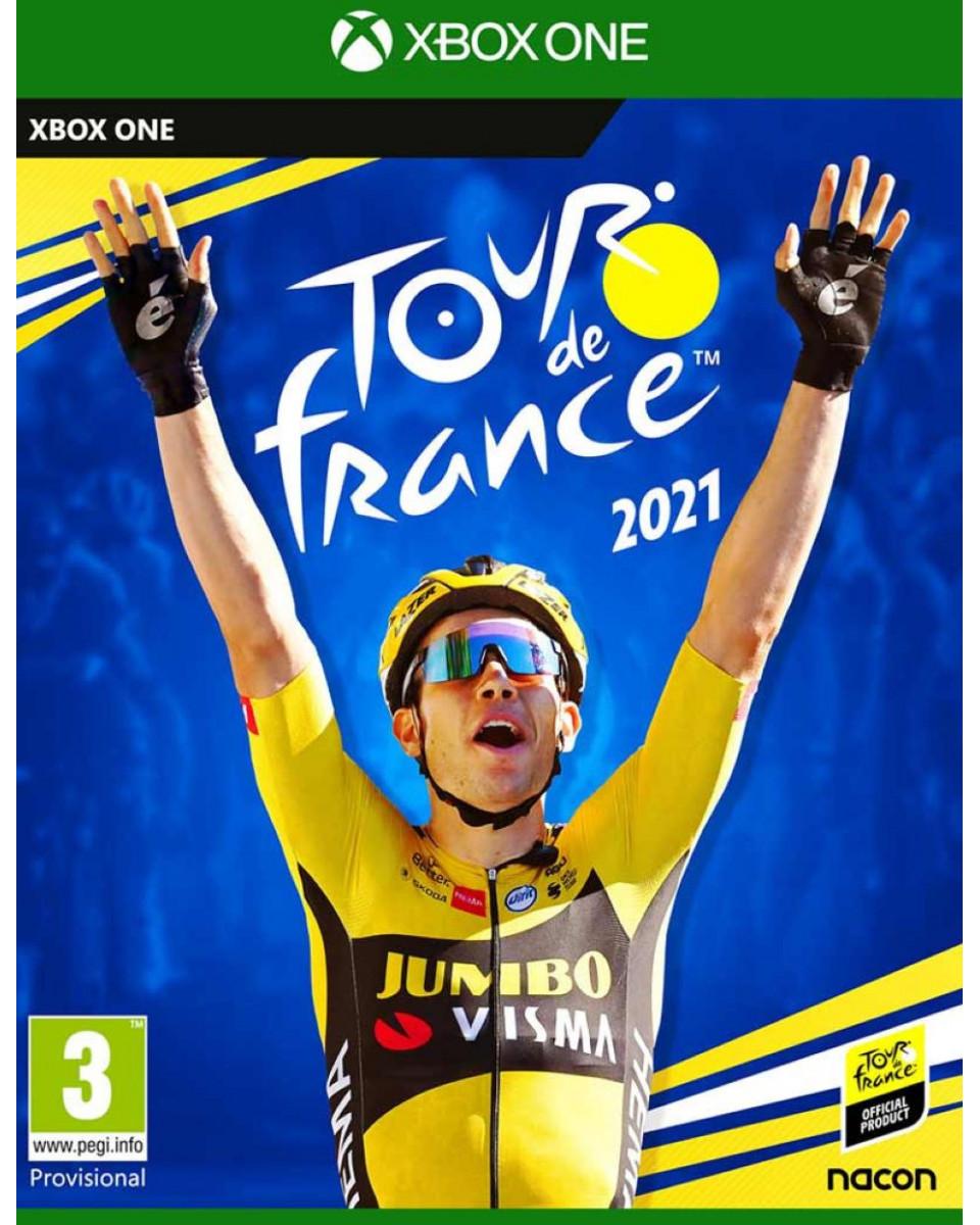XBOX ONE Tour de France 2021
