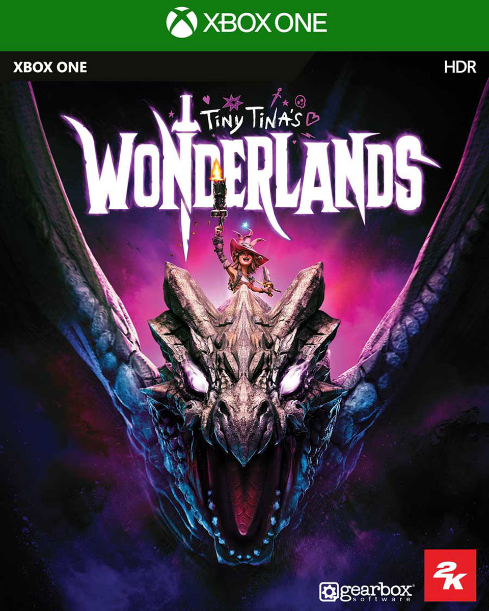 XBOX ONE Tiny Tina's Wonderlands