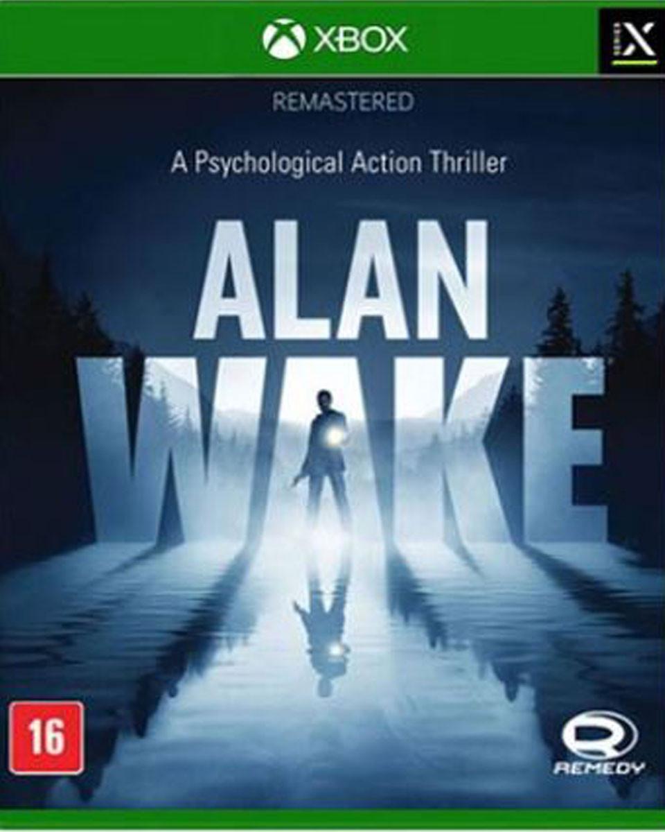 XBOX Series X Alan Wake Remastered