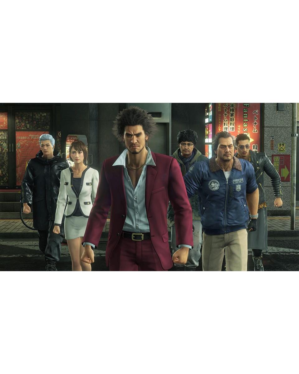 PS5 Yakuza - Like a Dragon