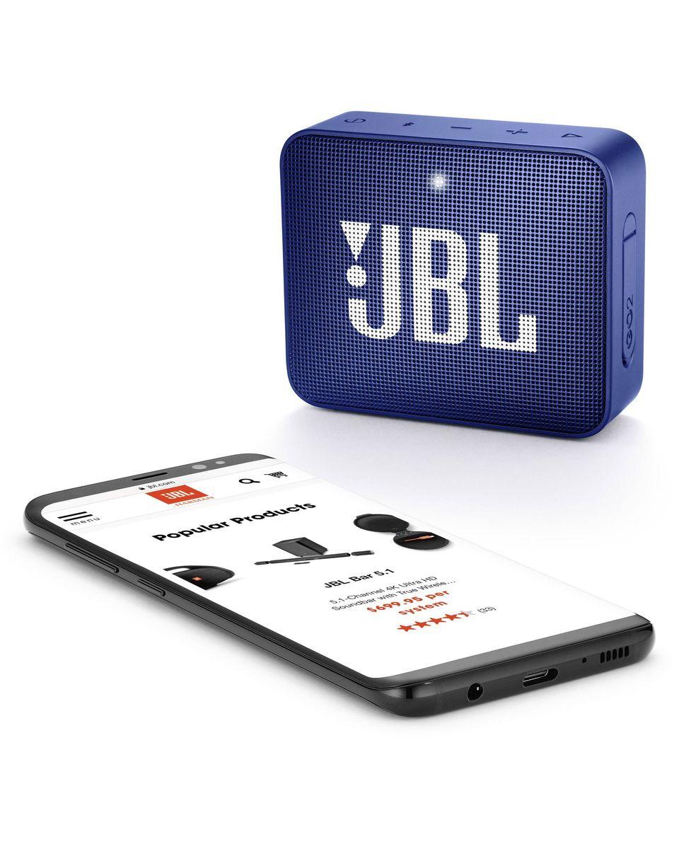 Zvučnici JBL GO 2 Bluetooth - Blue
