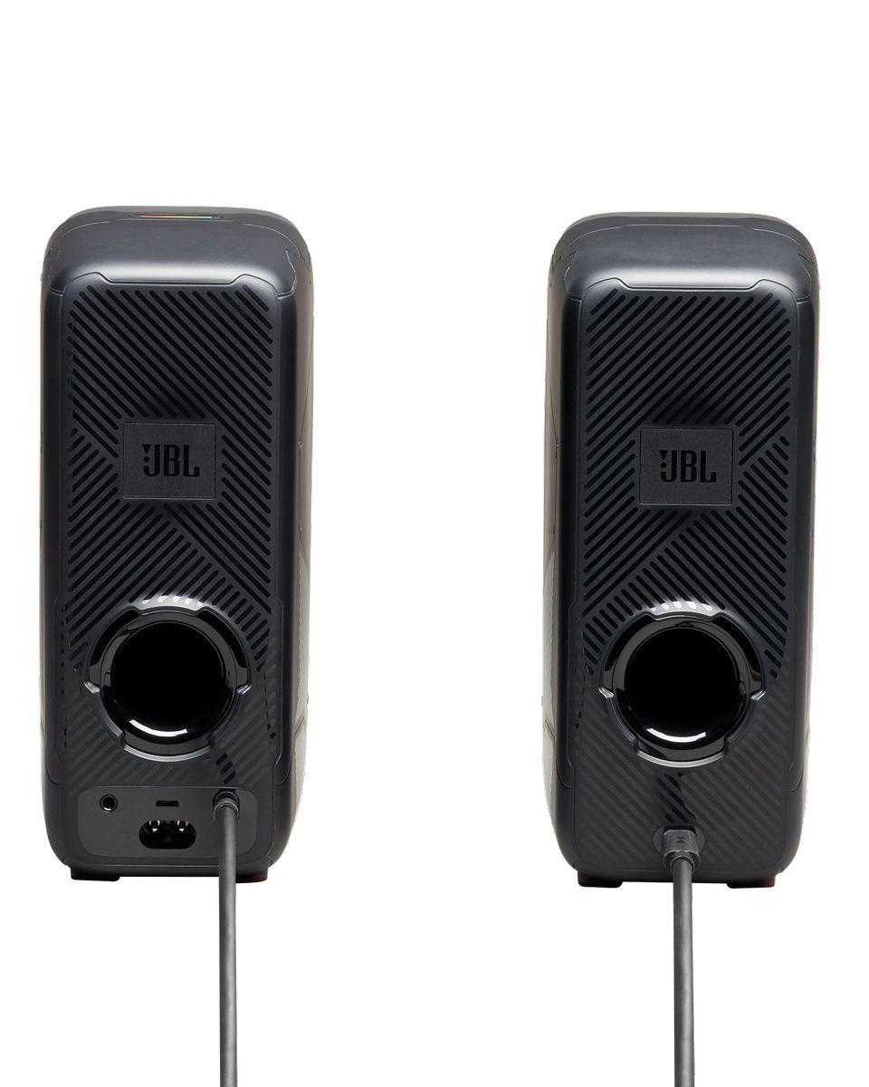 Zvučnici JBL QUANTUM DUO - Black