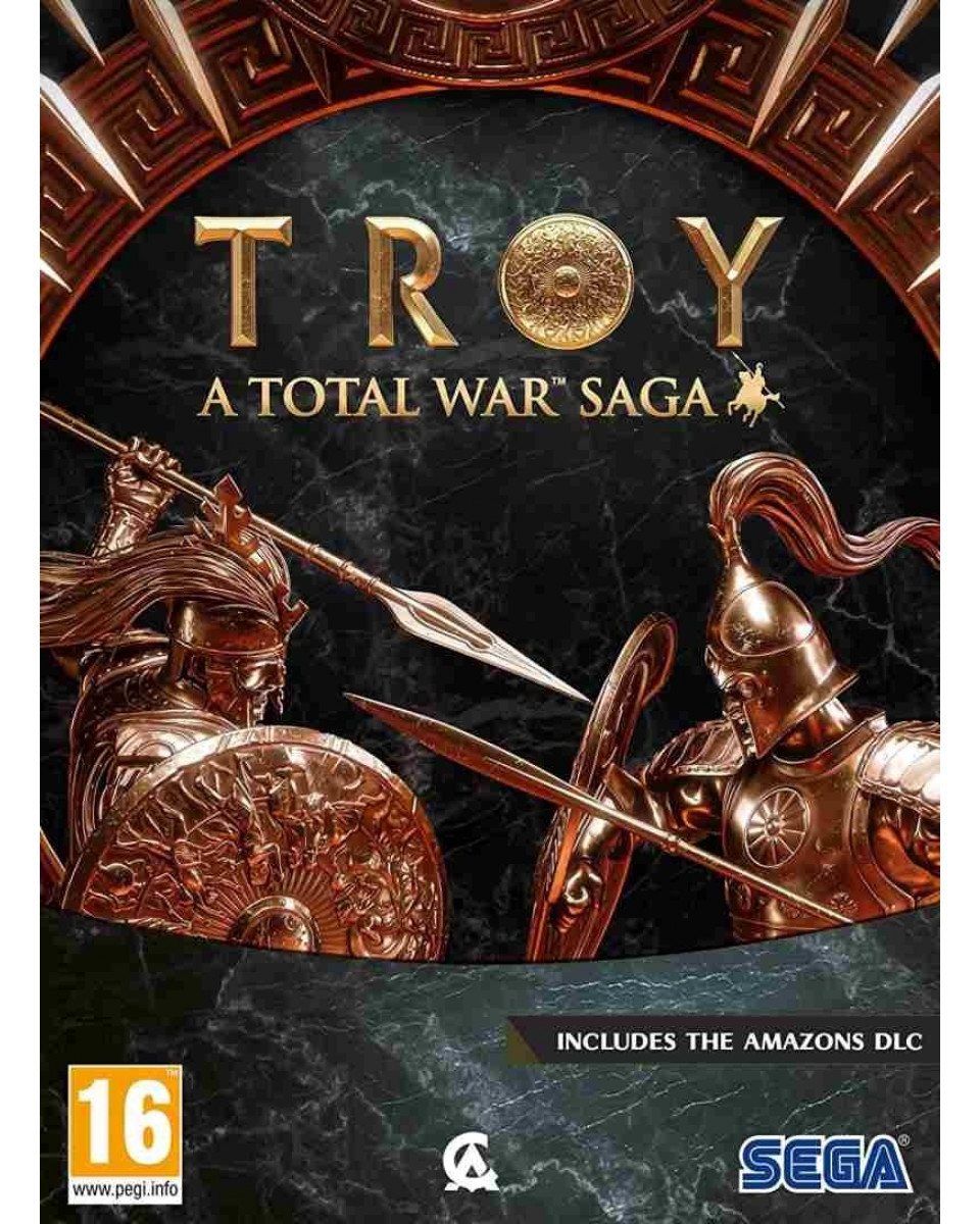 PCG Total War Saga - Troy - Limited Edition