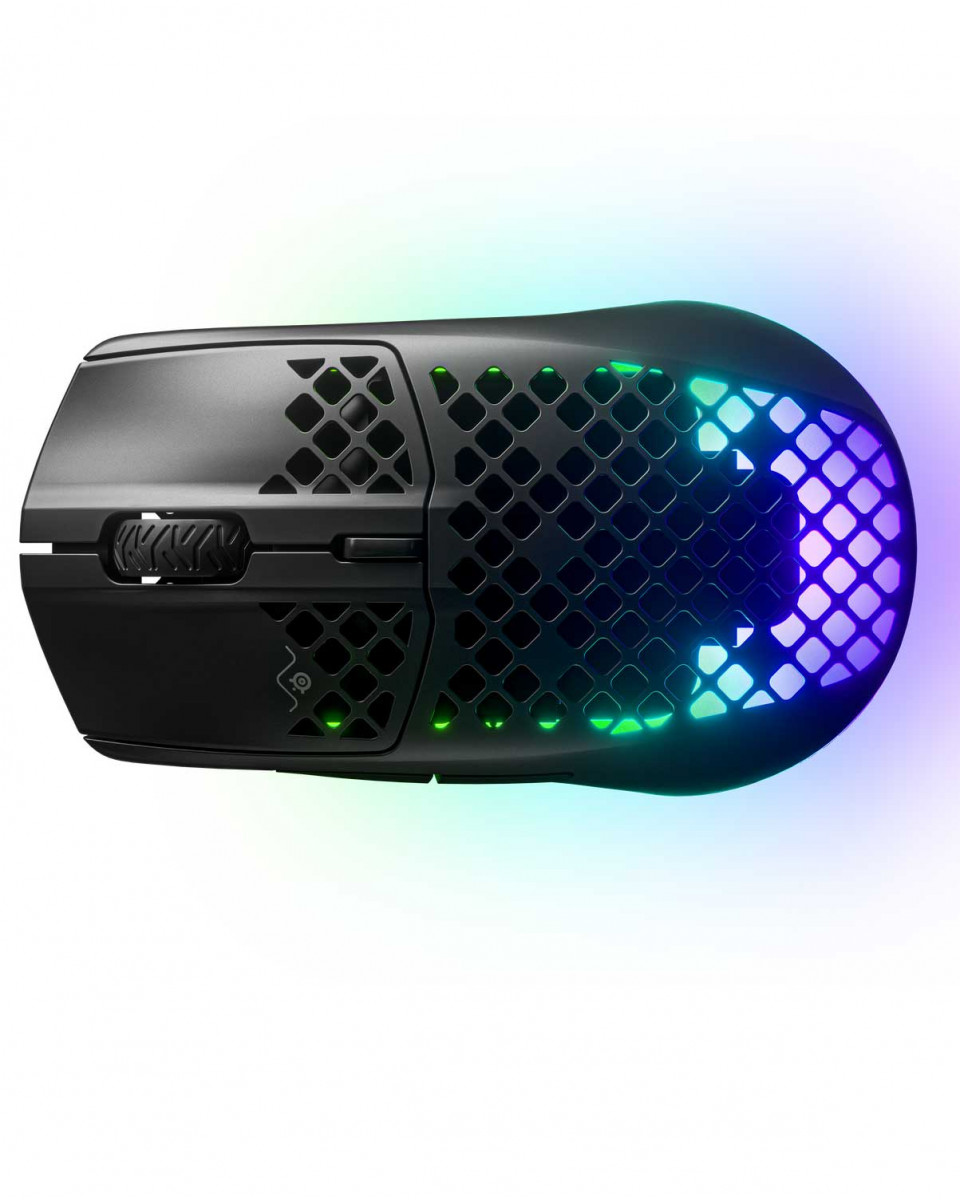 Miš SteelSeries AEROX 3 Wireless