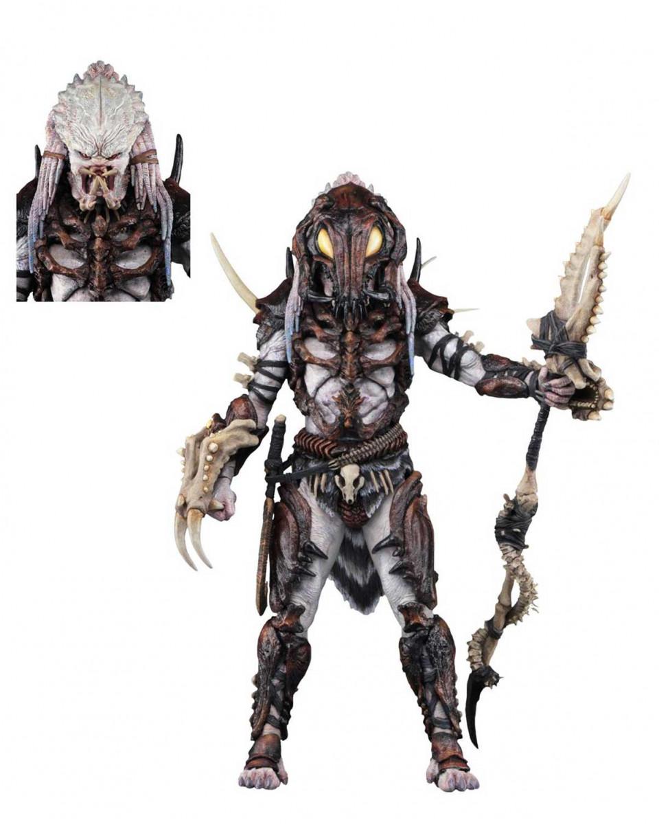 Action Figure Predator Ultimate - Alpha Predator 100th Edition