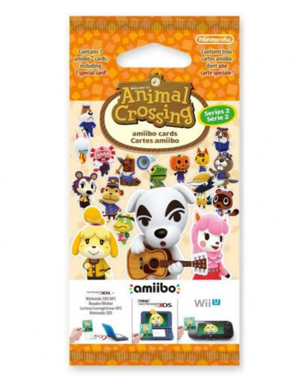 Animal Crossing Amiibo Card Series 2