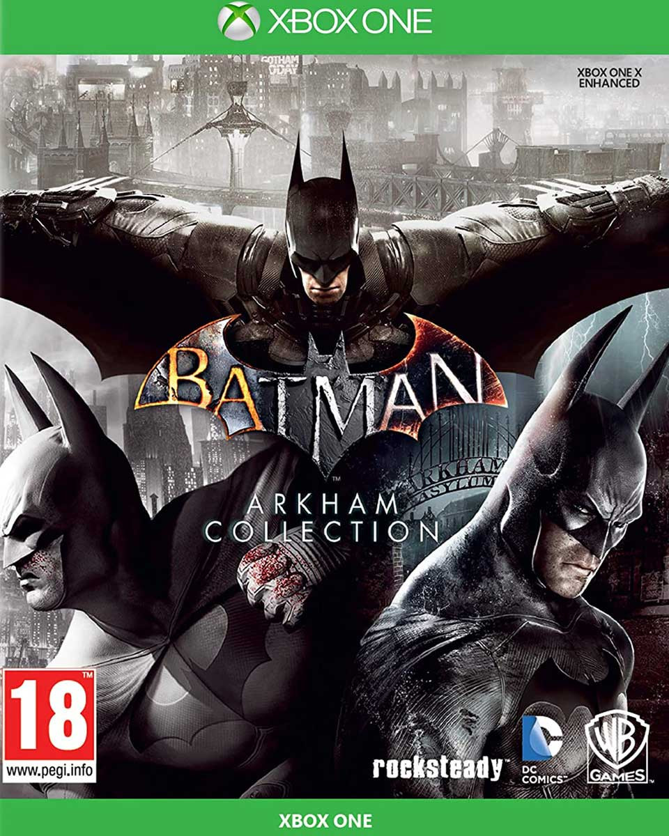 XBOX ONE Batman Arkham Collection