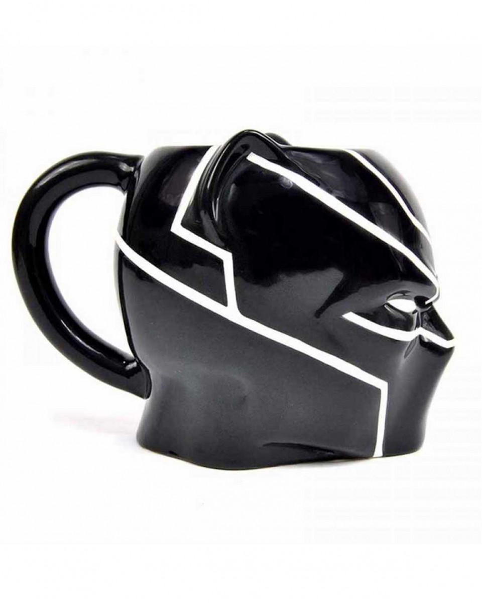 Šolja 3D Black Panther