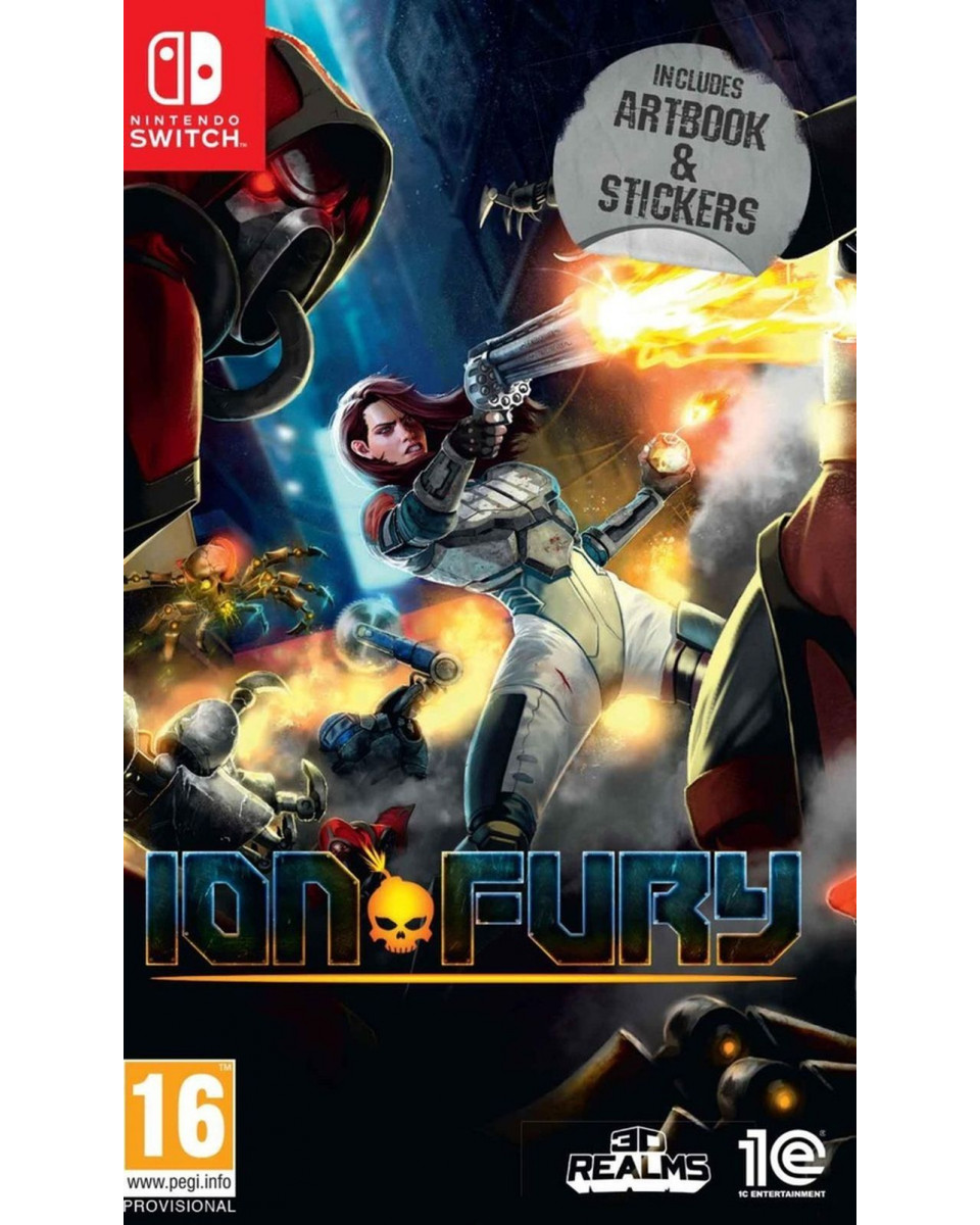 Switch Ion Fury