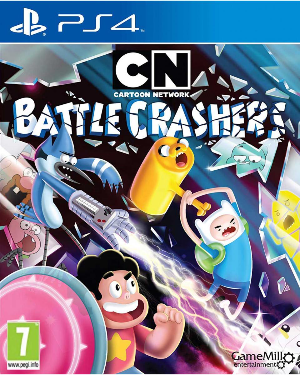 PS4 Cartoon Network - Battle Crashers