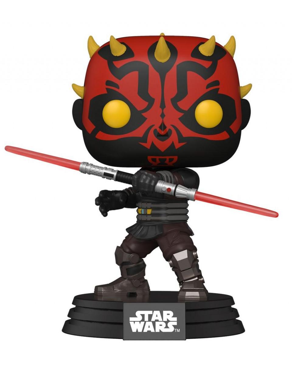 Bobble Figure Star Wars: Clone Wars POP! - Darth Maul
