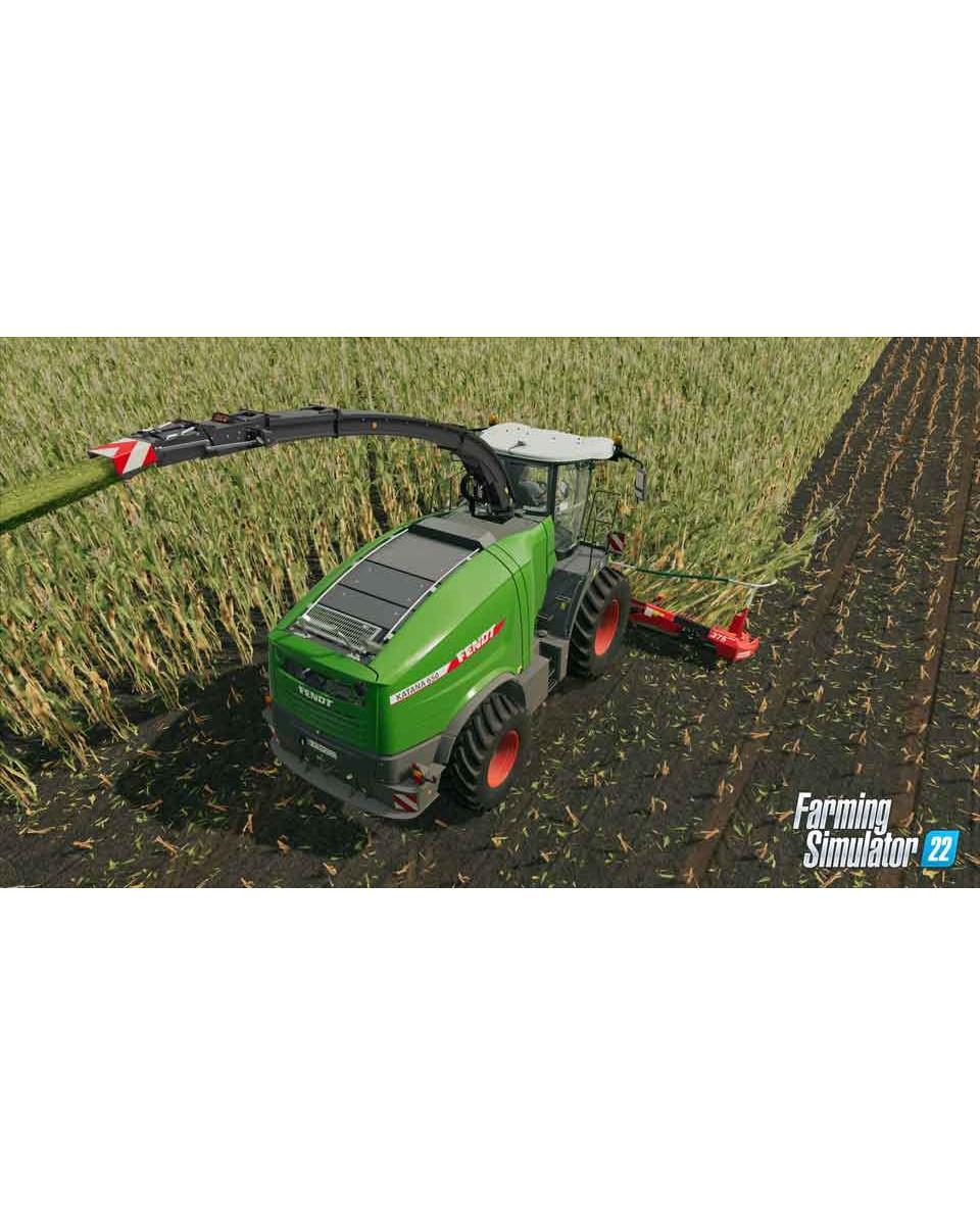 PS5 Farming Simulator 22