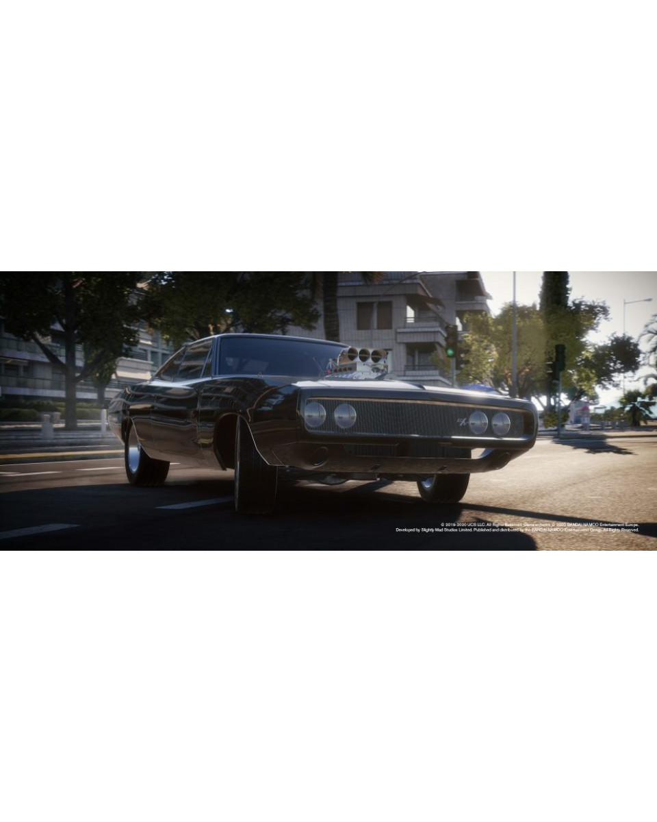 PS4 Fast & Furious: Crossroads