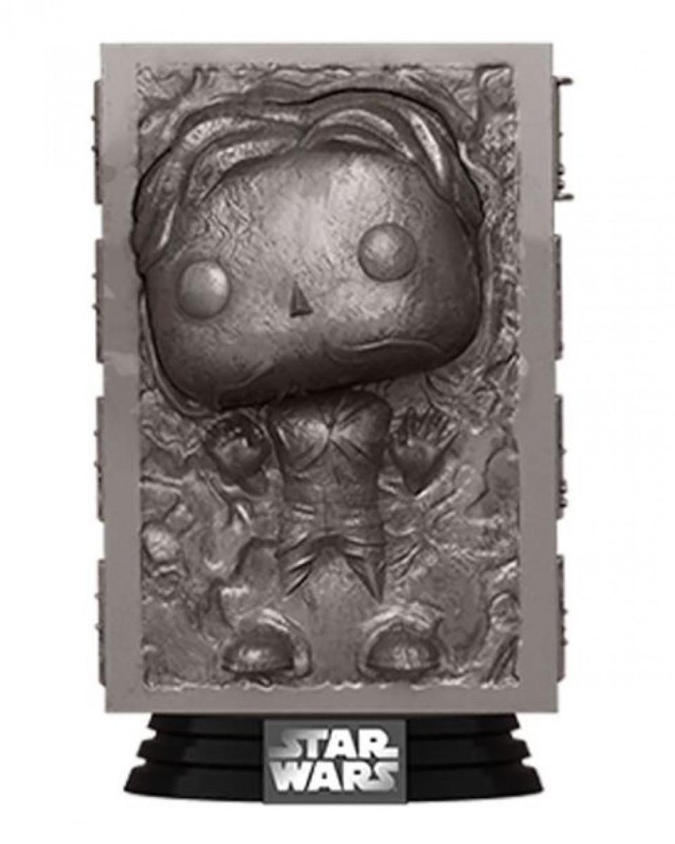 Bobble Figure Star Wars POP! - Han Solo in Carbonite
